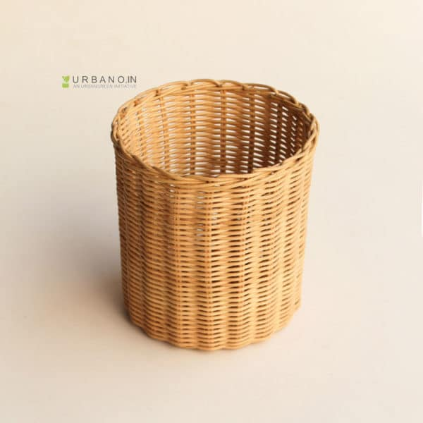 white-cane-planter