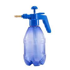 Water spray pump bottle