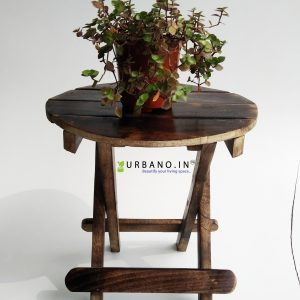 Table planter stand